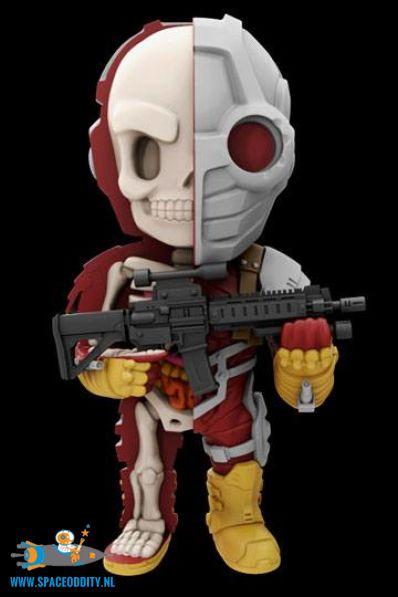 DC Comics XXRAY Deadshot deluxe figuur 10 cm