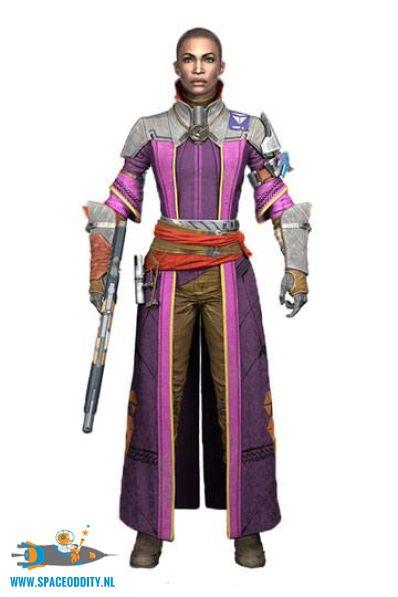 Destiny color tops Ikora Rey actiefiguur