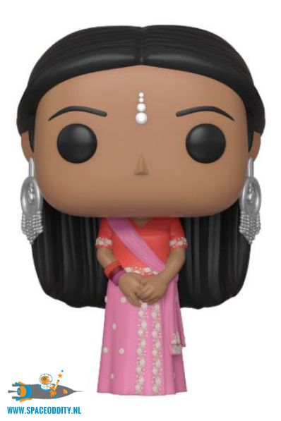 Harry Potter Pop! Parvati Patil (yule) vinyl figuur