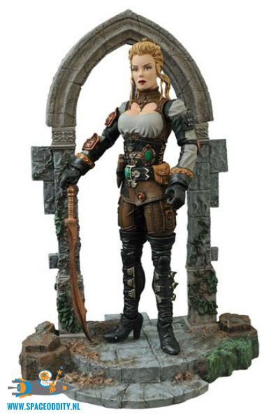 Monster Hunter actiefiguur Lucy Westenra