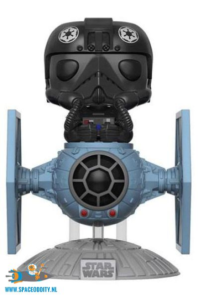 Pop! Star Wars bobble head Tie Fighter with Tie Pilot