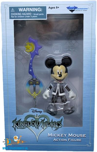Amsterdam , toy, store, Kingdom Hearts actiefiguur Mickey Mouse