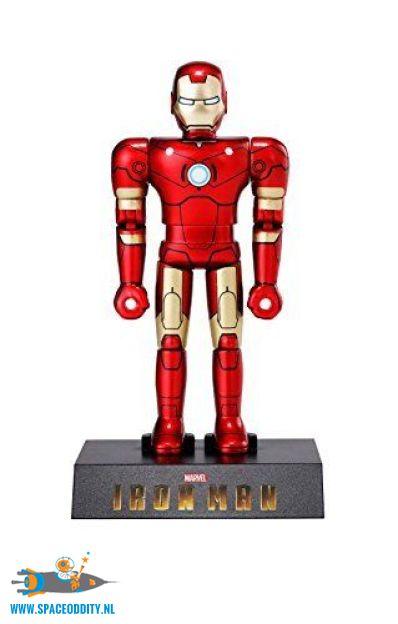 Marvel Chogokin Heroes Iron Man Mark 3 figuur 10 cm