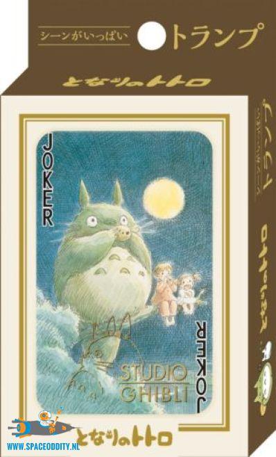 Studio Ghibli My Neighbor Totoro; Speelkaarten