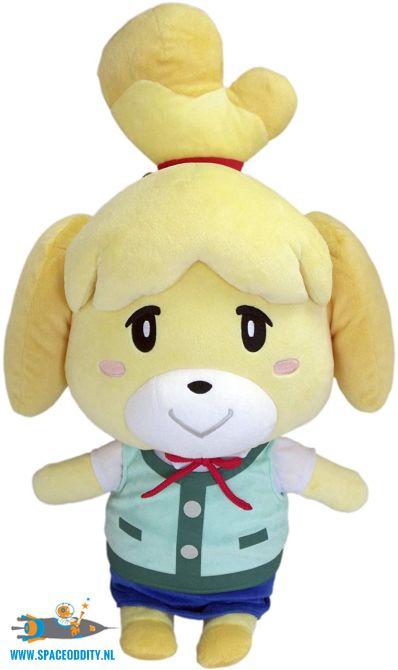 te koop, nederland,  Animal Crossing New Leaf Isabelle smiling 45 cm
