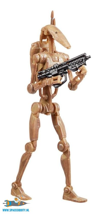 Star Wars The Vintage Collection actiefiguur Battle Droid