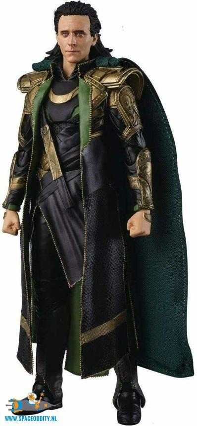 Marvel Avengers S.H.Figuarts Loki actiefiguur.